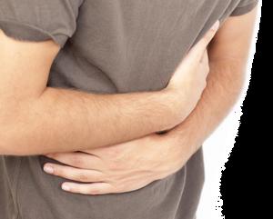 Symptoms of bile acid diarrhoea