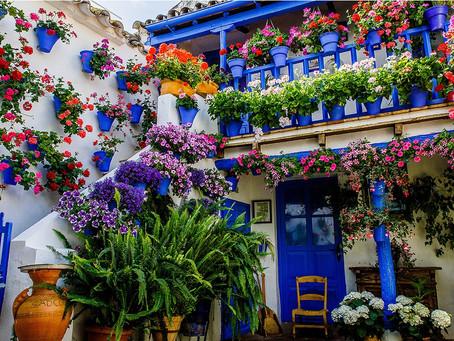 Córdoba's Patios Fiesta with Karen Rosenblum from Travel Spain!   When in Spain podcast episode 71