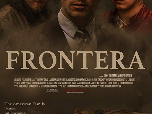 Frontera film review