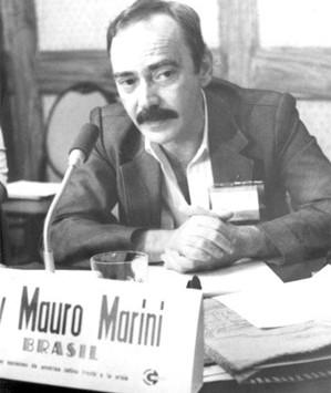 "Ruy Mauro Marini: ""Irracionalidade da Dependência"""