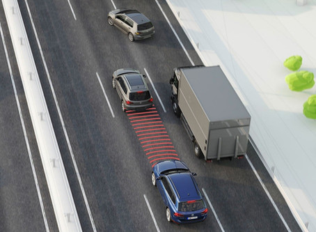 Adaptive cruise control is a new automobile innovation for the future generation cars