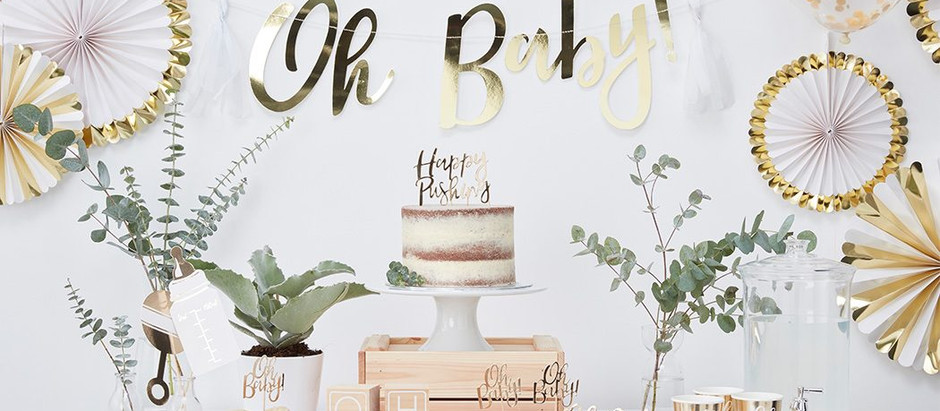 Baby Shower Made Simple + IG Worthy Venues in Quezon City