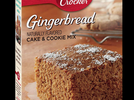 Make it Better: Gingerbread Cookies