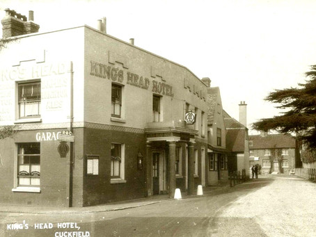 1874: Robbery at The Kings Head Hotel