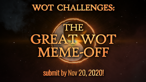 The Great WOT Meme-Off: Our First WOT CHALLENGE!