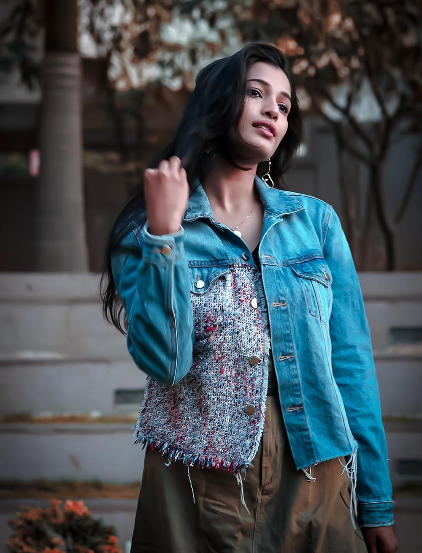 Denim Jacket - Fashion Blog by D Midas Touch