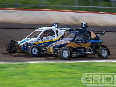 Speedway Crosskart i Hallstavik