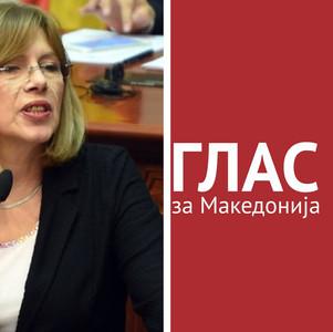 Повик за одбрана и зачувување на македонските национални интереси