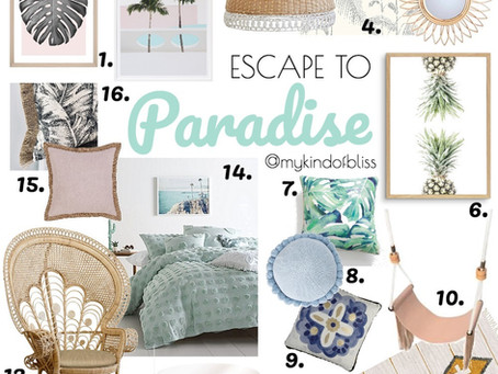 Escape to Paradise