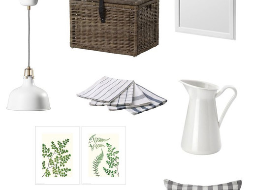 Home Decor: Farmhouse Finds From Ikea