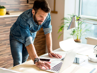 Administrer bloggen din fra din aktive hjemmeside