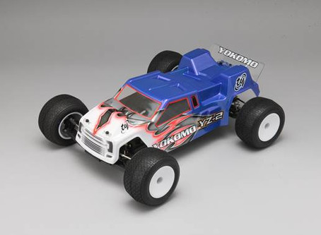 Yokomo YZ-2T coming Oct 3!