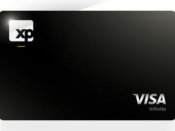 Cartão de crédito da XP Investimentos com cashback