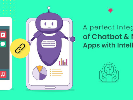 Mobile app ideas to create #5: Chatbot app