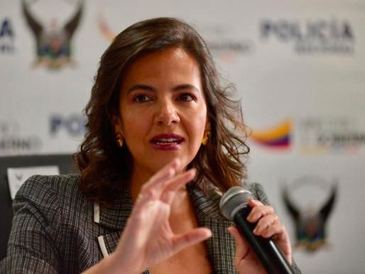 91 votos se necesitarán para la censura y destitución de la ministra María Paula Romo