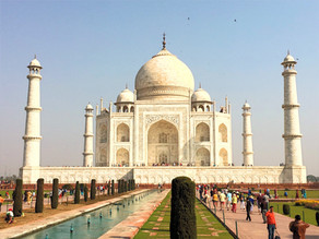 The Indian Golden Triangle