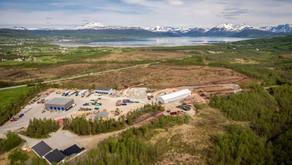 Internasjonalt datasenter i Balsfjord