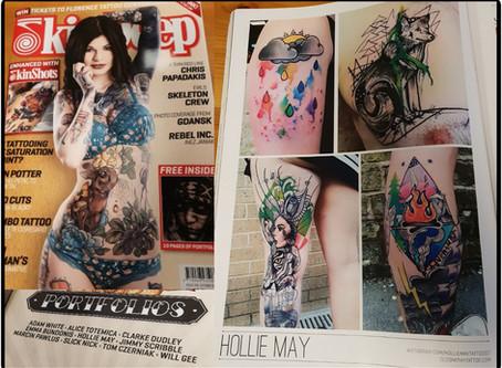 Portfolio - Skin Deep Magazine - Hollie May