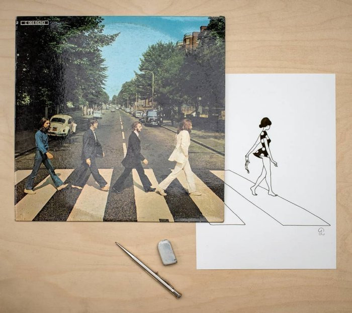 Abbey Road в новой версии | Rock auto Club