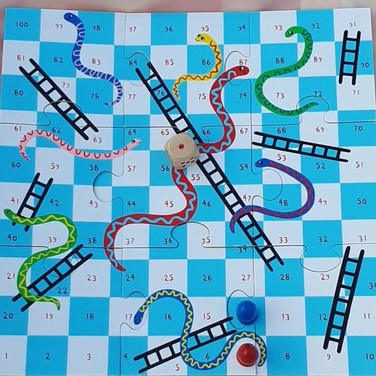 Sarah, Snakes and Ladders