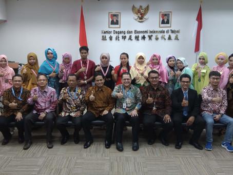 Mahasiswa Indonesia di Taiwan Mewujudkan Keadilan Sosial dalam Bidang Pendidikan