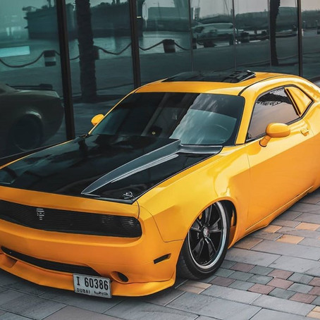 The Firefly Best Modified Dodge Challenger R/T