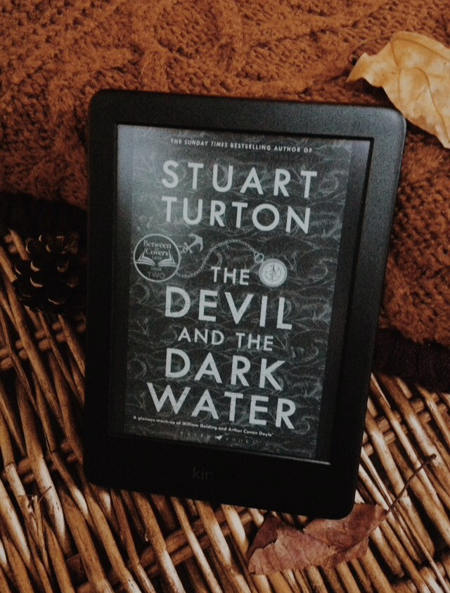 'The Devil and The Dark Water' Book Review, Instagram