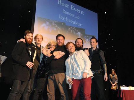 Icebreaker Festival nominated for 'Best Event'