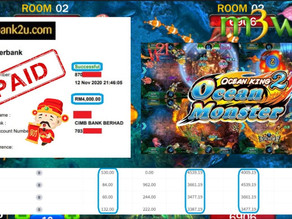 Ocean King fishing game tips to win RM4000 in 918kiss