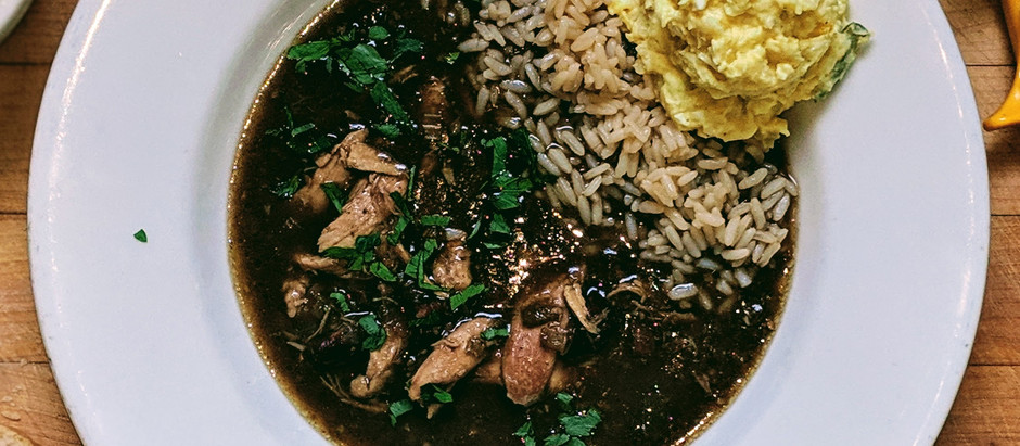 Fessing up: Here's my Actual Gumbo Recipe