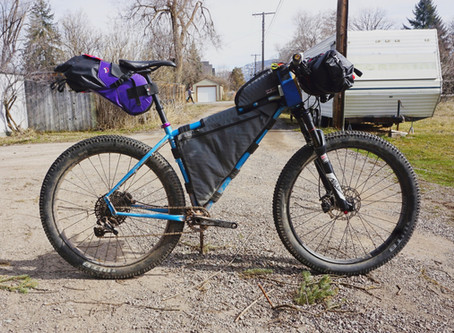 The Ideal Bikepacking Setup: As told by a Gear Junkie