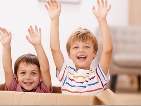 Ways to Keep Kids Active Indoors