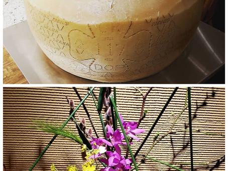 グラナ・パダーノチーズ