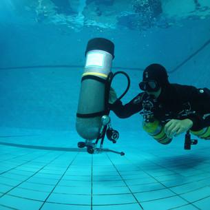 다이빙을 잘 한다는 것은 무엇인가