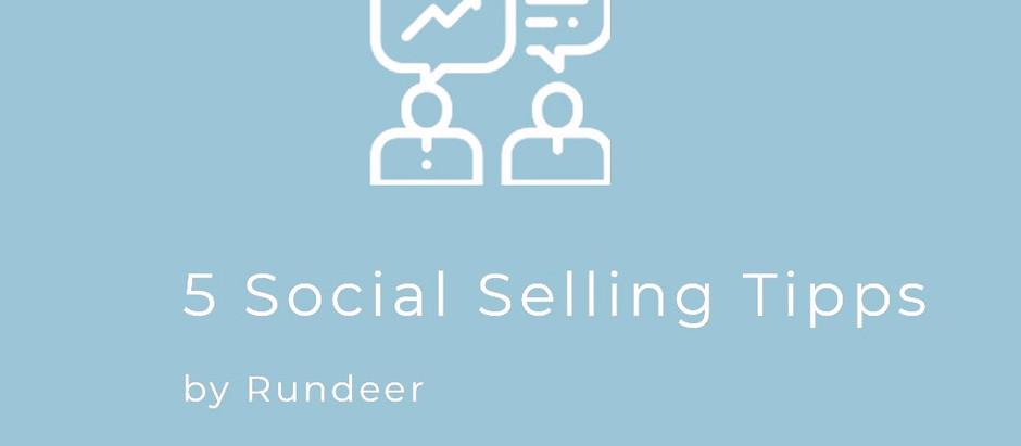 5 Socialselling Tipps