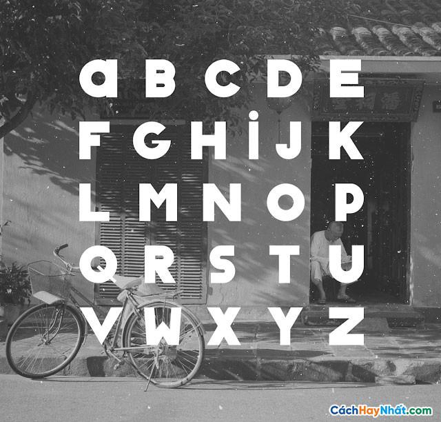 Free Font Classique SaiGon Việt Hóa Tuyệt Đẹp