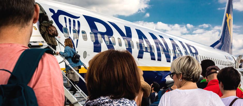 Kompanija Ryanair odlaže početak letova iz Niš za Maltu