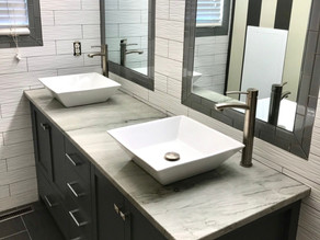 What Is The Best Material For A Bathroom Vanity Top?