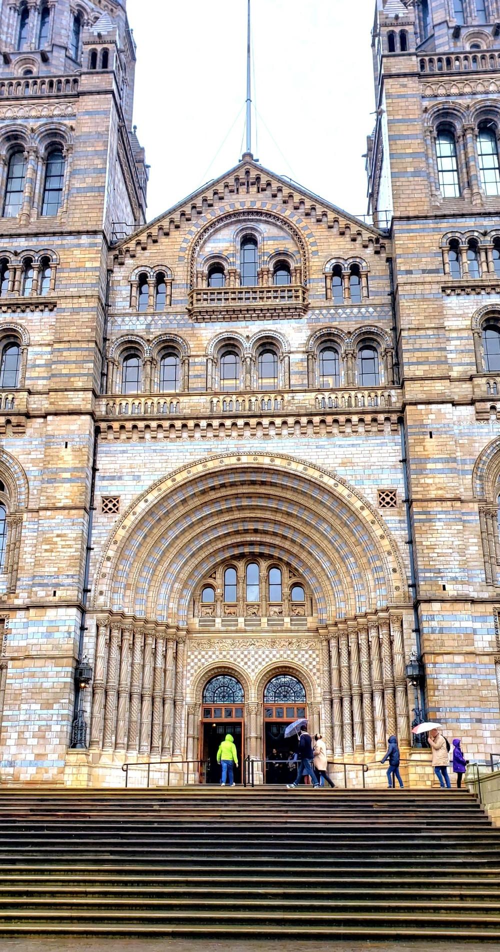 Natural History Museum Kensington