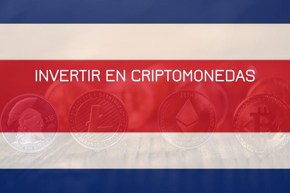 Comprar Criptomonedas desde Costa Rica en 5 pasos