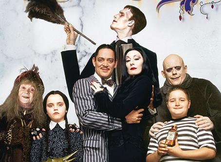 """""""Los Locos Addams"""" regresan en live action a la pantalla chica😱"""