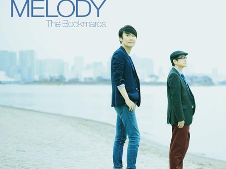 昨日はラジオ収録、そして明日は「BOOKMARC MELODY」発売日!