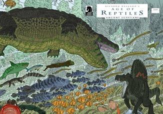 Ricardo Delgado - Age of Reptiles Ancient Egyptians