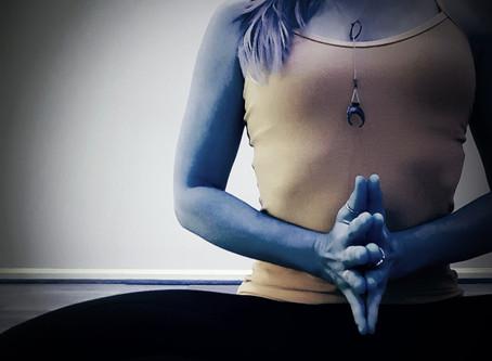 Meditate! Meditate! Meditate!  Why?