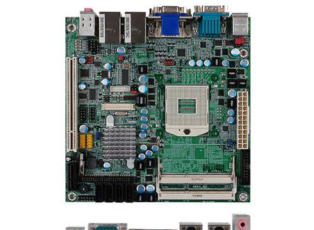 DFI CP100-NRM (QM57/DDR3/RGB/DVI/RS232*4)