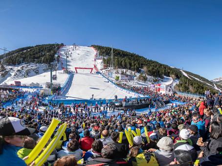 Las Finales de la Copa del Mundo deEsquí Alpino volverán a Soldeu El Tarter-Grandvalira en 2023