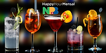 Happy Hour Mensal para Networking