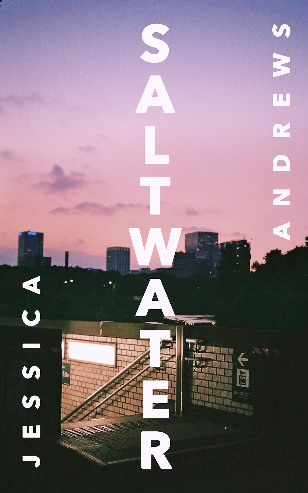 Saltwater by Jessica Andrews : the book slut reviews