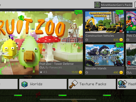 Pick The Next MMG Minecraft Series