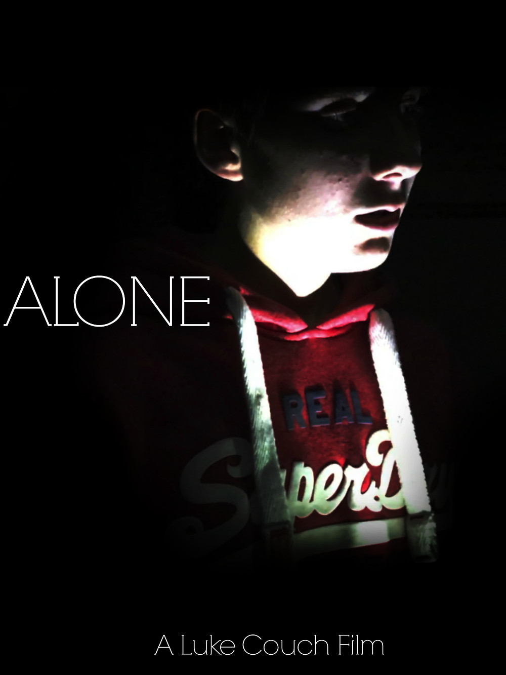Alone short movie poster